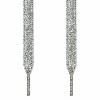 Schoenveters - 10mm Zilver