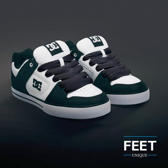 Super brede zwarte schoenveters