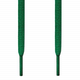 Ovale groene schoenveters