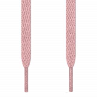 Platte roze schoenveters