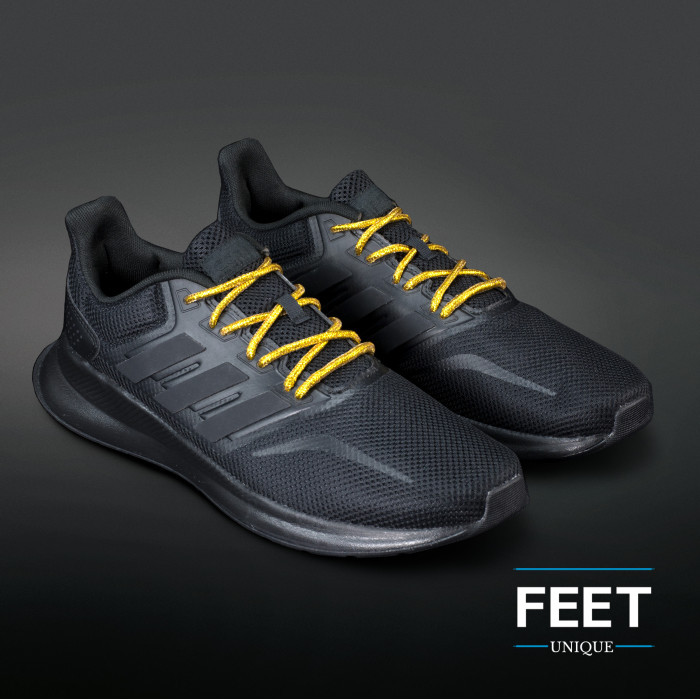Adidas Yeezy - Schoenveters Goud